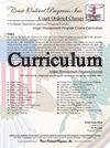 Program Curriculum